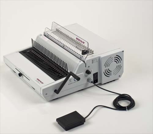 renz-combi-e-plastic-comb-binding-machine-image-1